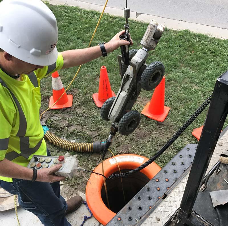 manhole edge protection ring